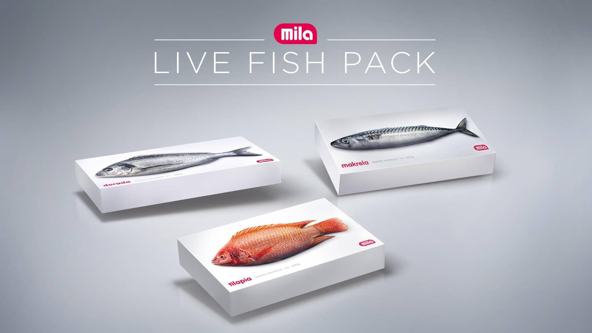 fish pack communication